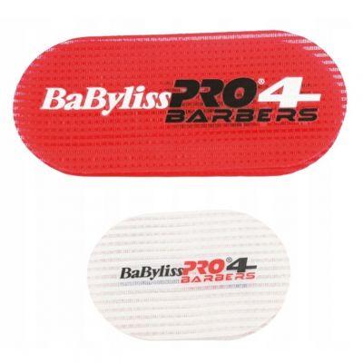 BaByliss PRO, rzepy do włosów barberskie, 4 szt.