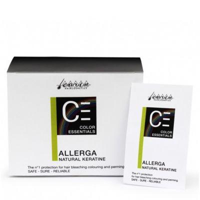 Carin Allerga, keratyna do włosów w ampułkach, 6 x 7,5 ml