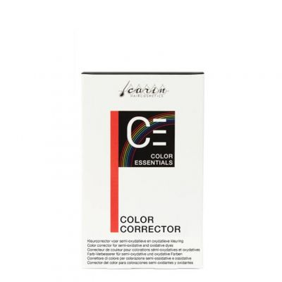 Carin Color Essentials Color Corrector, dwufazowy dekoloryzator, 2 x 100 ml