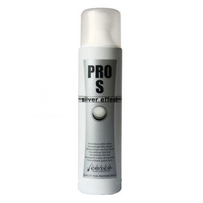 Carin, Pro-S Silver Shampoo, szampon do włosów siwych, 250 ml