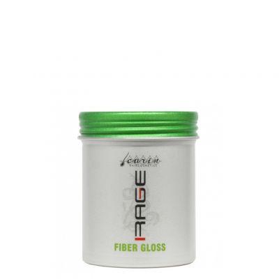 Carin Rage Fiber Gloss, kremowy żel do włosów, 100 ml