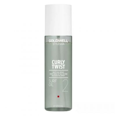Goldwell StyleSign Curly Twist Surf Oil, olejek z solą morską, 200ml