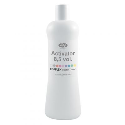 Lisap Activator Lisaplex Pastel Color 8,5 Vol, 1000 ml