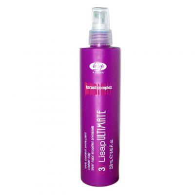 Lisap Ultimate Staight Fluid, fluid pod prostownice, 250 ml