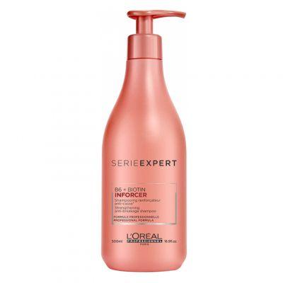 Loreal Expert Inforcer, szampon wzmacniający, 500 ml