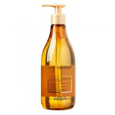 Loreal Expert Nutrifier, odżywczy szampon do włosów suchych, 500 ml