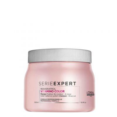 Loreal Expert Vitamino Color, maska do włosów koloryzowanych, 500 ml