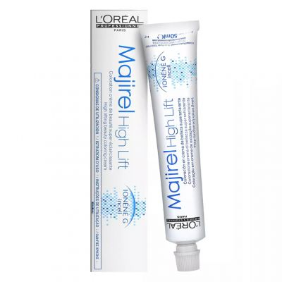 Loreal Majirel High Lift, farba do włosów, odcienie blond, 50ml