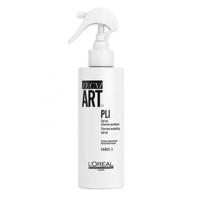 Loreal Techni Art Pli, spray termo-utrwalający, 190 ml