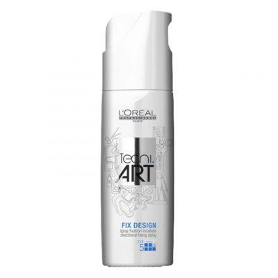 Loreal Tecni Art Fix Design, precyzyjny spray do miejscowego utrwalenia, 200 ml