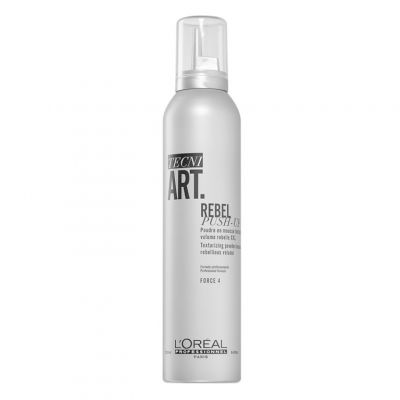 Loreal Tecni Art Rebel Push Up, teksturyzujący puder w piance, 250 ml
