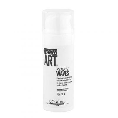 Loreal Tecni Art Hollywood Waves Siren Waves, krem do loków, 150 ml