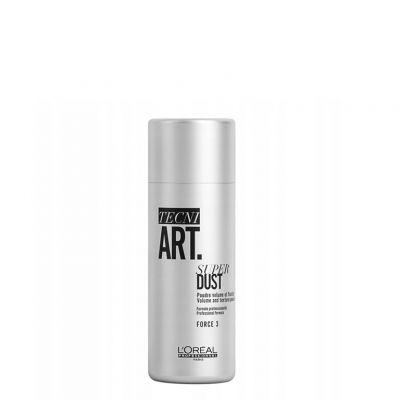 Loreal Tecni Art Super Dust, puder do włosów, 7 g
