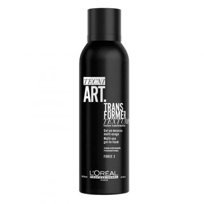 Loreal Tecni Art Transformer Gel, żel-pianka, 150 ml