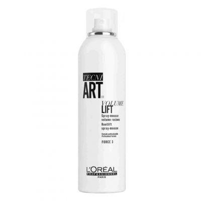 Loreal Tecni Art Volume Lift, pianka dodająca objętości,  250 ml