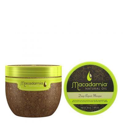 Macadamia Deep Repair Mask, regenerująca maska do włosów, 470ml