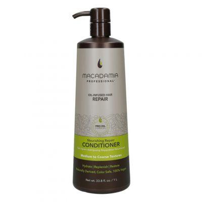 Macadamia Nourishing Moisture Conditioner, nawilżająca odżywka do włosów suchych, 1000ml