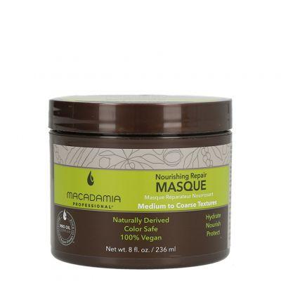 Macadamia Nourishing Moisture Masque, nawilżająca maska do włosów suchych, 230ml
