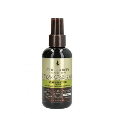 Macadamia Nourishing Moisture Oil Spray, olejek do włosów w sprayu, 125ml