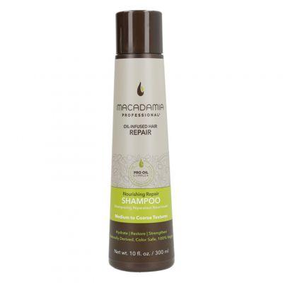 Macadamia Nourishing Moisture Shampoo, nawilżający szampon do włosów, 300ml