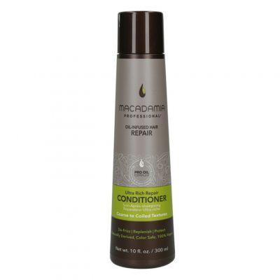 Macadamia Professional Ultra Rich Moisture, nawilżająca odżywka do włosów bardzo grubych, 300ml