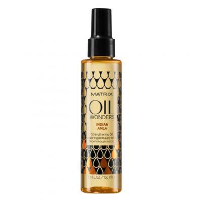 Matrix Oil Wonders Indian Amla, wzmacniający olejek do włosów, 150 ml