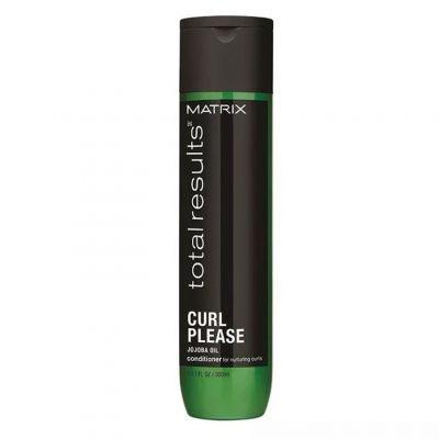 Matrix Total Results Curl Please, odżywka do włosów kręconych, 300 ml