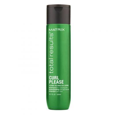 Matrix Total Results Curl Please, szampon do włosów kręconych, 300 ml