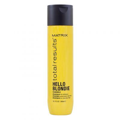 Matrix Total Results Hello Blondie, szampon do pielęgnacji włosów blond, 300 ml
