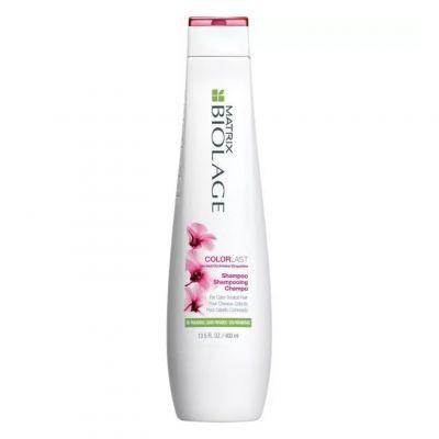 Matrix Biolage Colorlast Shampoo, szampon do włosów farbowanych, 400 ml