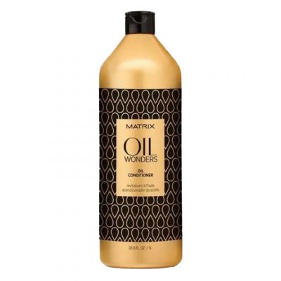 Matrix Oil Wonders, odżywka do każdego rodzaju włosów, 1000 ml
