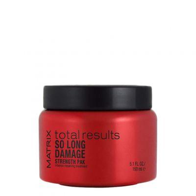 Matrix Total Results So Long Damage, maska do włosów zniszczonych, 150 ml