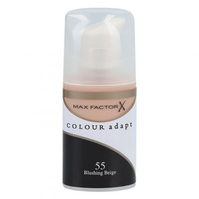 Max Factor Colour Adapt 55 Blushing Beige, podkład w kremie, 34 ml