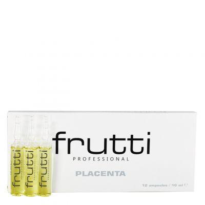 Maxx Frutti di Bosco Placenta, odżywcze ampułki do włosów, 12 x 10 ml