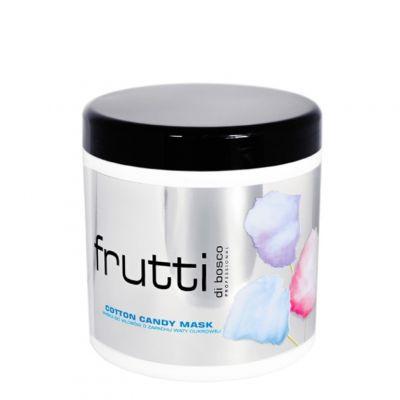 Maxx Frutti di Bosco, odżywcza maska do włosów, wata cukrowa, 1000 ml