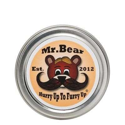 Mr. Bear Family Beard Moustache Wax Original, wosk do wąsów, 30ml
