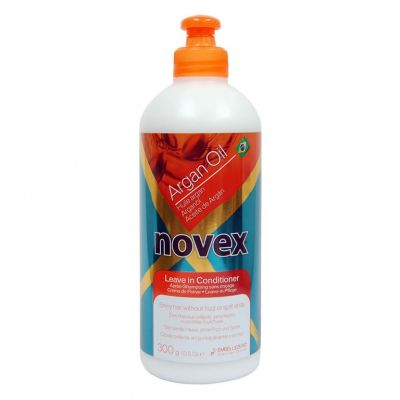 Novex Argan Oil Leave-In, odżywka nawilżająca, 300 g
