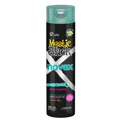Novex Mystic Black Baobab Oil, odżywka do włosów suchych i zniszczonych, 300 ml