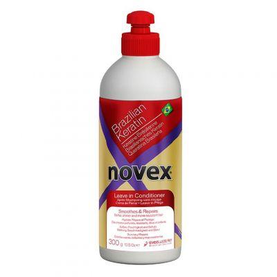 Novex Keratin Conditioner Leave-In, odżywka bez spłukiwania, 300 ml