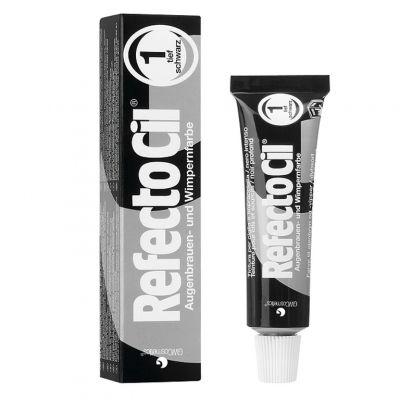 RefectoCil Henna do brwi i rzęs, czarna, 15 ml