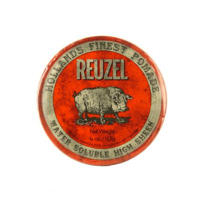 Reuzel Water Soluble High Sheen, wodna pomada do włosów, średnie utrwalenie, 35 g