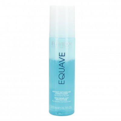 Revlon Equave Hydro, dwufazowa odżywka nawilżająca ułatwiająca rozczesywanie włosów, 200 ml