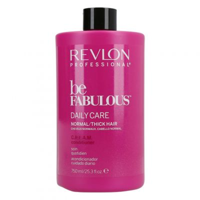 Revlon Be Fabulous Normal Hair Conditioner, maska do włosów normalnych i grubych, 750ml
