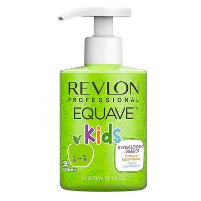 Revlon Equave Kids, szampon dla dzieci 2w1, 300 ml