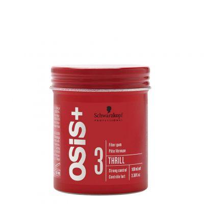 Schwarzkopf Osis+ Thrill Texture Fibre Gum, guma do stylizacji włosów, 100 ml