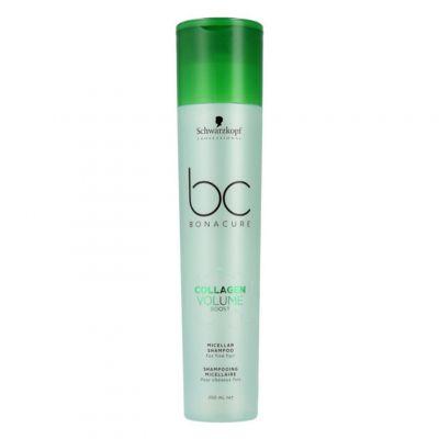 Schwarzkopf BC Collagen Volume Shampoo, szampon zwiększający objętość z kolagenem, 250 ml