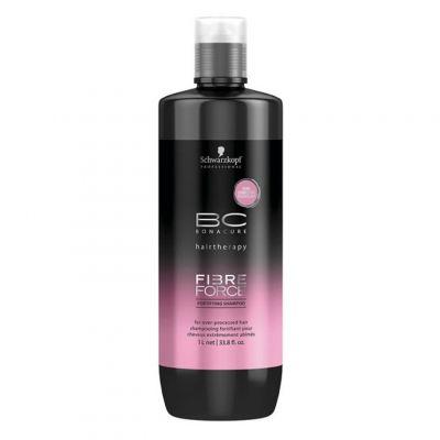 Schwarzkopf BC Fibre Force, szampon wzmacniający, 1000 ml