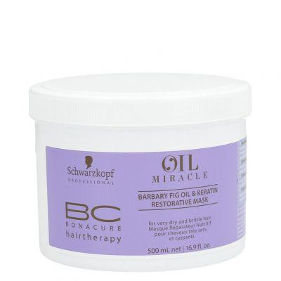 Schwarzkopf BC Oil Miracle Barbary Fig Milk, odbudowujące mleczko do włosów, 500ml