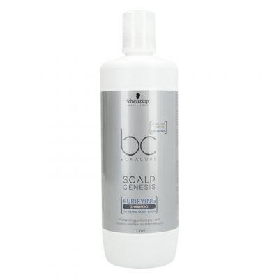 Schwarzkopf BC Scalp Genesis, szampon oczyszczający, 1000 ml