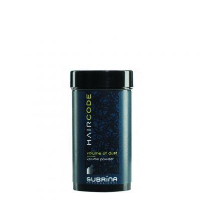 Subrina Professional Hair Code Volume Of Dust, puder zwiększający objętość włosów, 10 g